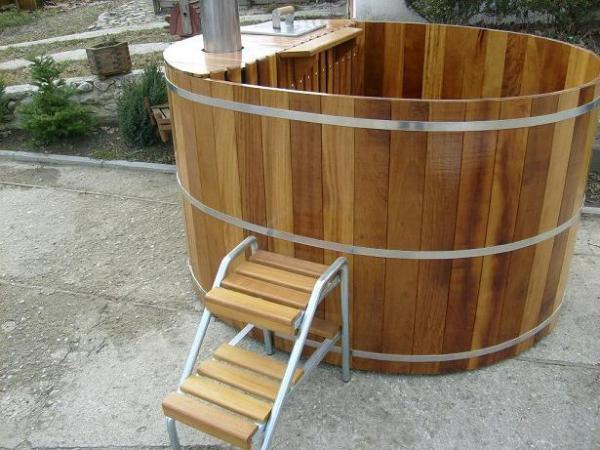 Meble Ogrodowe Drewniane Warminsko Mazurskie : Drewniane balie ogrodowe  Biznes Ofertypl