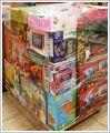 Zabawki nowe sprzedawane na palety, Niemcy