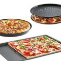 Zdjęcie: Blachy do pieczenia pizzy