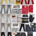 Zdjęcie: Stock spodni damskich marki met