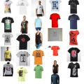 Zdjęcie: Hurtowa sprzedaż markowych koszulek adidas, puma, reebok