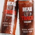 Zdjęcie: Bear track canada energy drinks 250 ml