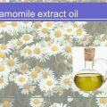 Zdjęcie: Olej z rumianku ekstrakt 100%