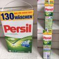 Zdjęcie: Persil z Niemiec proszek do prania 130 prań 8.45 kg