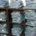 Oferta: Damskie spodnie levi s - 25 zł - nowe