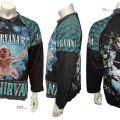 Zdjęcie: Bluza z nadrukiem rock pop